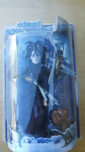 Edward Scissorhands action figure for Sale in Hayward, CA