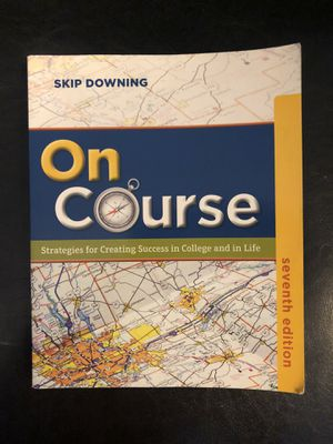 On Course Seventh Edition for Sale in Portland, OR