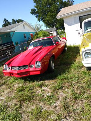 1980 Chevy Camaro for Sale in Davenport, FL