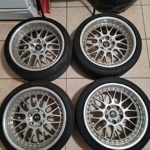 Work VS-XX wheels for Sale in San Diego, CA