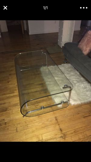 Glass table for Sale in St. Louis, MO
