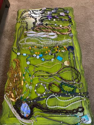 Lot of Quality Beaded Necklaces & Bracelets for Sale in Vancouver, WA