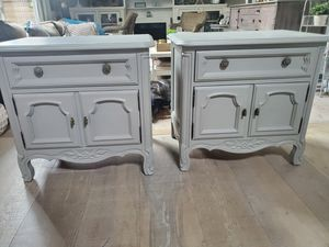 Pair of Drexel Nightstands for Sale in Mission Viejo, CA