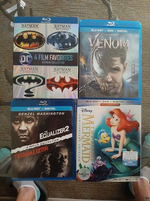 Blueray movies for Sale in Tomahawk, WI