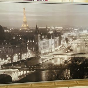 Paris Photo In Frame for Sale in Scottsdale, AZ