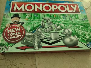 Monopoly game board for Sale in Miami, FL
