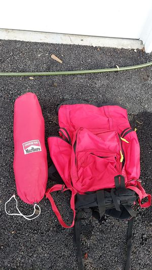 Backpack and tent for Sale in Lake Stevens, WA