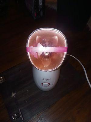 Zenpy ionic facial steamer for Sale in Las Vegas, NV