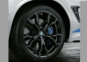 "BMW 2018 x3 x4 x5 x6 (-19"" rims -) oem with brand new good years tires for Sale in Pico Rivera, CA"