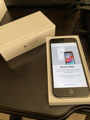 iPhone 6 (Unlocked) 128GB for Sale in Phillips Ranch, CA