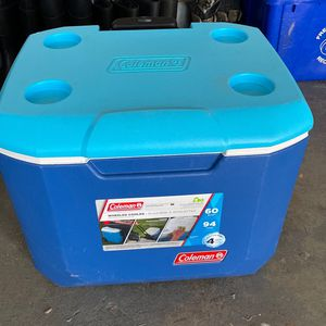 Coleman Cooler for Sale in Ijamsville, MD
