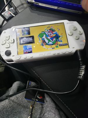 PSP 700 games on it never have to buy games any more for Sale in Irving, TX