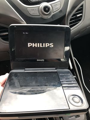 Philips car dvd player for Sale in Purcellville, VA