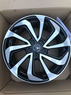 18 inch rims Acura for Sale in Vienna, VA