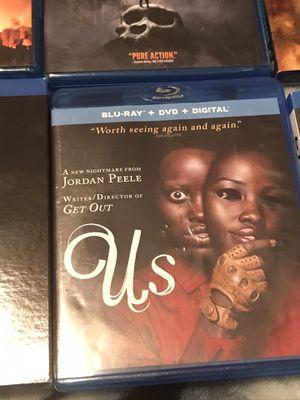 Us Blu-ray DVD for Sale in Gardena, CA