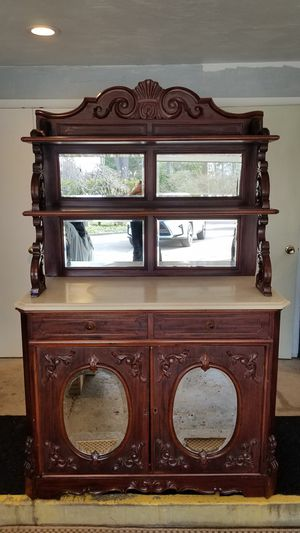 Antique Cabinet for Sale in Detroit, MI