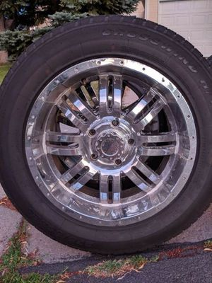 "20"" Wheels and Tires for Sale in Aurora, CO"