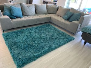 Sectional sofa with matching accessories for Sale in Hollywood, FL