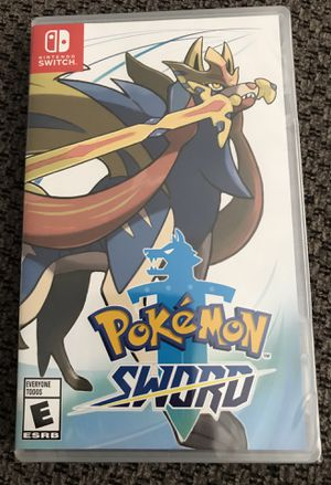 Brand New - Pokémon Sword - Nintendo Switch for Sale in Akron, OH