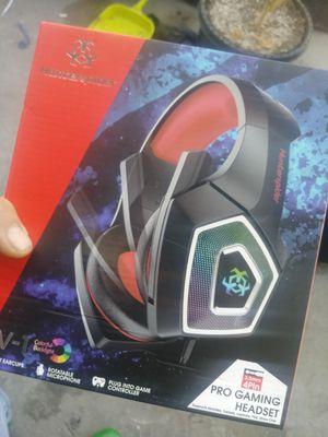 Gamer headphones $15 no less for Sale in Redondo Beach, CA