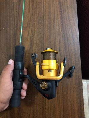 Ice fishing reel for Sale in Winter Haven, FL