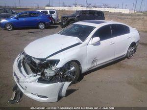 2009 Lexus gs350 for parts for Sale in Phoenix, AZ