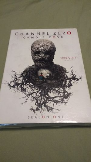 Channel zero season 1 dvd & like new ,viewed only once for Sale in KIMBERLIN HGT, TN