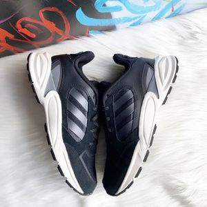NEW Adidas 90s Valasion Black Metallic Shoes Size 5 for Sale in Chandler, AZ
