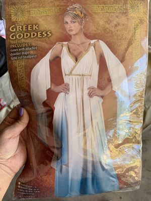Costume Greek Goddess for Sale in Whittier, CA