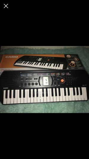 electronic musical keyboard for Sale in New Britain, CT