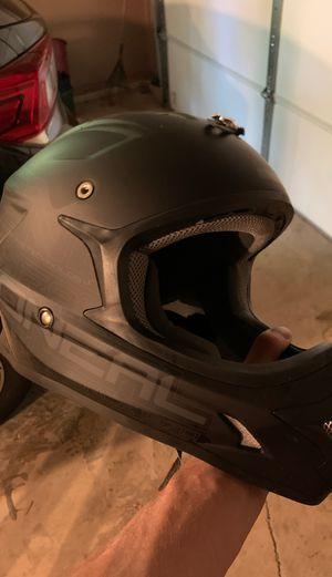 Free dirt bike helmet Large for Sale in New Hartford, CT