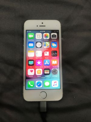 iPhone 5 any service unlocked for Sale in Salt Lake City, UT