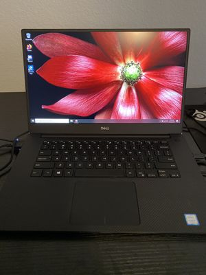 Dell XPS 15 9570 laptop! i7, 16gb ram, 512gb SSD, 1050 Ti! Manufacturer Refurbished!! for Sale in Dallas, TX