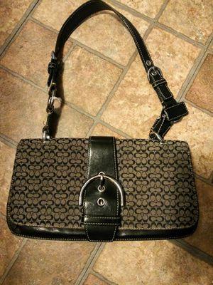 Coach Soho Buckle Flap Mini Handbag Purse for Sale in Dallas, TX