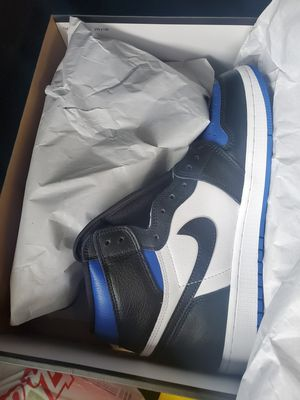 Jordan 1 Royal Toe 9.5 for Sale in Carlsbad, CA