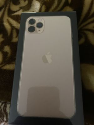 iPhone 11 Pro Max 64GB factory unlocked brand new seald box for Sale in Harrisburg, PA