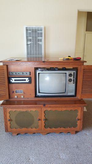 Antique television radio for Sale in Imperial Beach, CA