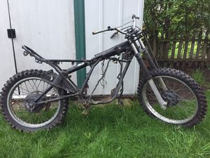 Yamaha MX frame/Yamaha DT frame 175 for Sale in Winfield, IL