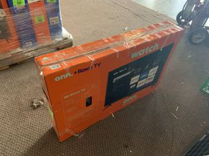 """50"""" 4K TV ! New open box! Must sell today!! 👌🙏👍👌🙏👍👍 VV for Sale in Lakewood, CA"""