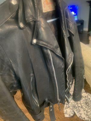 Vintage Leather Jacket for Sale in Cumming, GA