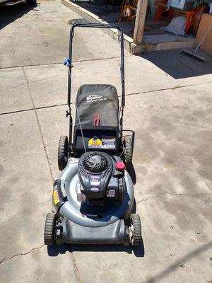 Craftman silver 5.00 gas lawn mower for Sale in Phoenix, AZ
