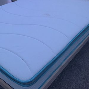 Full Size Bed (mattress And Frame) for Sale in Duluth, GA