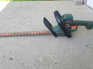 Hedge trimmer (electric) for Sale in Peoria, IL