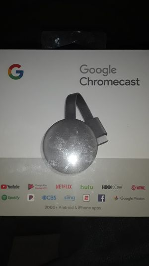 Google chromecast for Sale in El Monte, CA