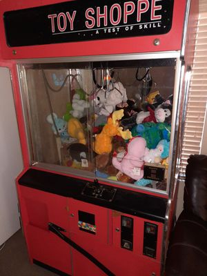Full size claw machine for Sale in Chandler, AZ