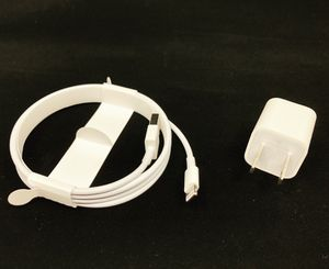 New Apple USB Power Adapter and USB to Lightning Cable for Sale in Houston, TX