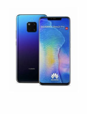 Huawei Mate 20 Pro 128gb LTE Factory GSM Unlocked Smartphone for Sale in Cottondale, AL