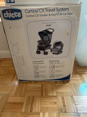 Chicco stroller and car seat combo for Sale in Chula Vista, CA