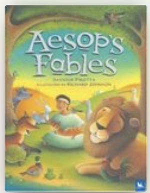 Aesop,'s Fables book for kids for Sale in Long Beach, CA