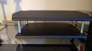 Optivue monitor/computer desk riser rotating for Sale in Carol Stream, IL